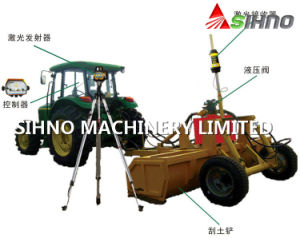 2-4.5m High Quality Laser Land Leveling Machine for Sale pictures & photos