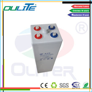 Deep Cycle Gel Battery for System Opzv800-2
