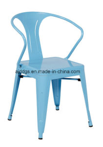 Iron Chair Tolix Arm Chair (dd-52)