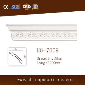 High Quality Whosale Crown Moulding/PU Cornice Moulding