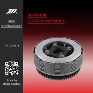 Xr250 Wholesale Factory Motorcycle Parts Clutch for Honda