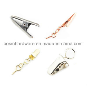 Metal Alligator Clip for Keychaina pictures & photos