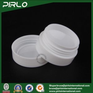 3G White Mini PP Plastic Jar with Lid Personal Care Cosmetic Cream Container Eye Cream Jar Small PP Plastic Cream Jar pictures & photos