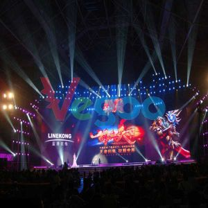 High Definition Professional Manufacturer P4.8 Indoor LED Display Screen Stage