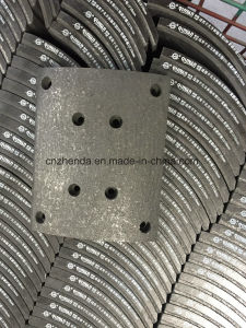 Carbon Fiber  Brake Linings for north benz 220 pictures & photos