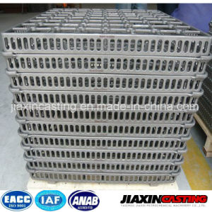Investment Casting Heat Resistant Base Tray Steel Material