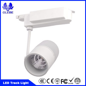 The Most Popular 30W COB LED Track Light Art Gallery LED Track Lighting pictures & photos
