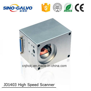 Sino-Galvo High Speed Galvo Scanner Jd1403 for Precision Laser Marking