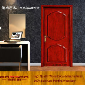 Interior Wooden Pooja Room Door Design GSP2 026 China Wooden