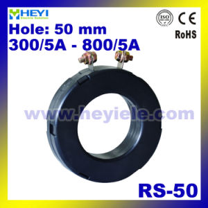 Protection Current Transformer RS-50 Current Transducer Hole 50mm Encapsulated Current Transformers pictures & photos