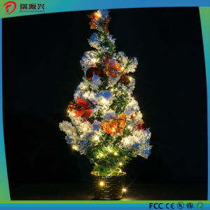 Super Bright Warm Color Wire Rope Led Christmas Light