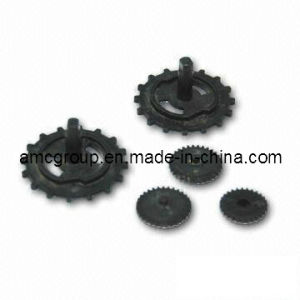 Various Shapes of Injection Bonded Magnets for Motors pictures & photos