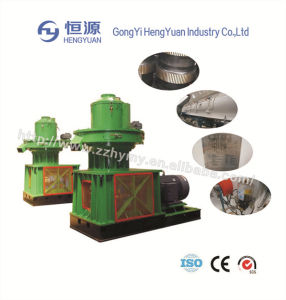 6mm Diameter Automatic Wooden Fuel Pellet Making Machine