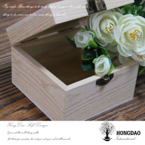 Hongdao Custom Made Wooden Jewelry Box pictures & photos
