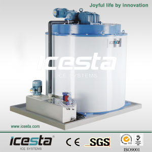 Icesta High-Quality Flake Ice Evaporator (5T/24hr) (IFE-45T) pictures & photos