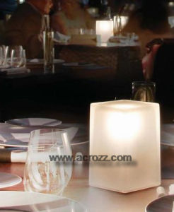 LED Bar Glowing Table Candle Lighting Lamp pictures & photos