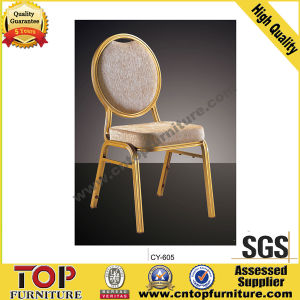 New Design Hotel Stacking Aluminium Banquet Chair pictures & photos