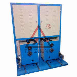 Plastic Coiler Winding Machine for Cables pictures & photos