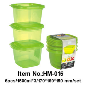Microwave Food Container (HM-015)