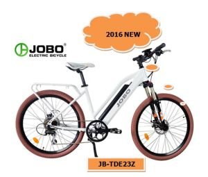 New Style LiFePO4 Battery Powered Electric City E-Bike, Bicycle Moped with Pedals with 36V 250W Motor (JB-TDE23Z) pictures & photos