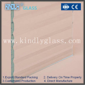 Carving Groove Tempered Glass