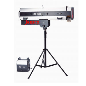 High Power 2500W Manually Chasing Follow Spot Light pictures & photos