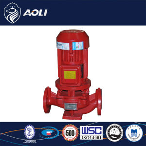 Small Outlet Vertical Inline Centrifugal Pump pictures & photos