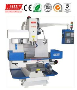 Heavy Duty of CNC Milling Machine (CNC Milling Machine S1354B S1654 S2063 S2473) pictures & photos
