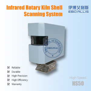 Infrared Scanner Non-Contact Temperature Measurement
