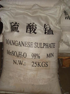 High Purity 98% Manganese Sulphate Manganese Sulfate Mono pictures & photos