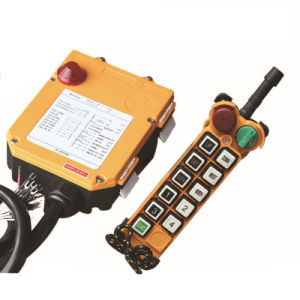 Wireless Remote Control Relay Switch for Crane (F24-10D) pictures & photos