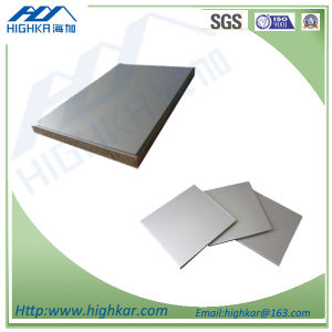 Suspended Houses Installation Fiber Cement Board Ceiling