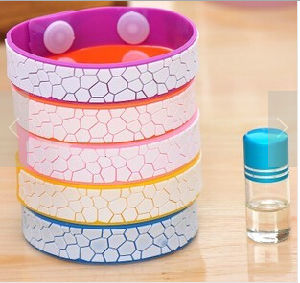 Anti Mosquito Bracelet with Bottle Citronella Oil pictures & photos