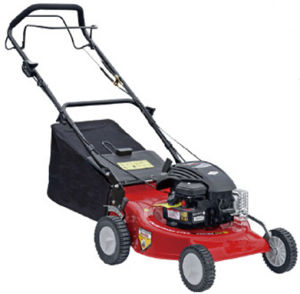 "18"" (46CM) Professional Gasoline Self-Propelled Garden Lawn Mower (GLM158BS)"