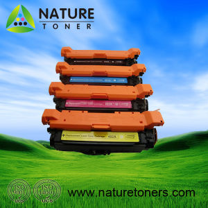 Color Toner Cartridge CE250A-3A/CE400A-3A Universalfor HP Printer pictures & photos