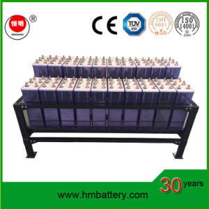 Solar System Ni-Fe Battery Nickel Iron Nife Batteries 1.2V 300ah pictures & photos