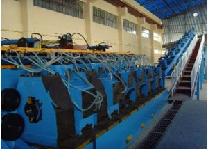Copper Rod Cold Rolling Mill (SH255/8) pictures & photos