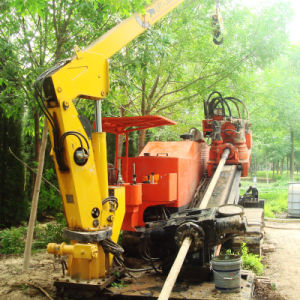 370kn Underground Pipeline Laying Directional Drilling Rig for Sale pictures & photos