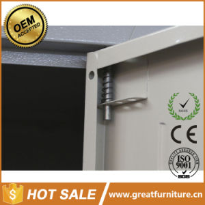 2017 Great Metal Commercial Furniture Steel Gym Locker 5 Door Locker pictures & photos