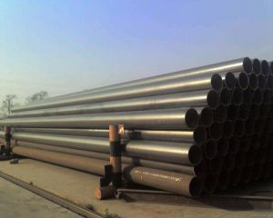 Premium Quality Mild Steel Pipes for General Structure