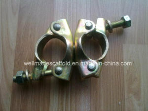 Bs1139 Scaffolding Pipe Fittings|Swivel Clamp|Scaffold Coupler pictures & photos