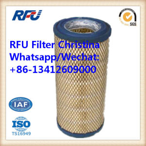 110-6326 High Quality Ailr Filter for Caterpillar Engine Excavator pictures & photos