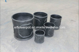 China Faux Lead Cylinder Chelsea Garden Pots And Planters China