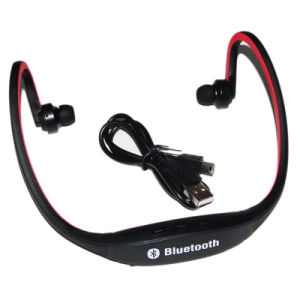 Wireless Stereo Sport Bluetooth Headset, Headphone, Earphone