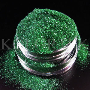 Solvent Resistant Glitter for Cosmetics pictures & photos