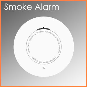 Vds 3131 Compliant 10 Year Smoke Alarm Rauchmelder (PW-516)