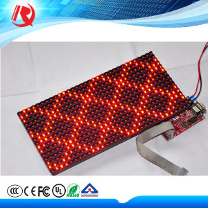 P10 Single Red DIP 546 Epistar Outdoor LED Display Board pictures & photos