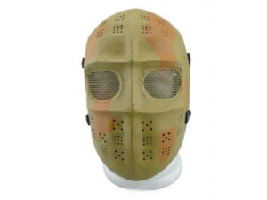 Fiberglass Army of Two Protect Full Face Mask