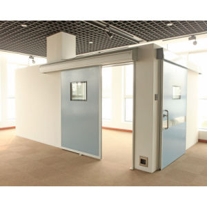 Automatic Operation Hermetic Sliding Door pictures & photos