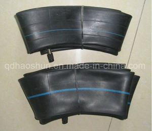 300-17 30% Natural Rubber High Quality Motorcycle Tube pictures & photos